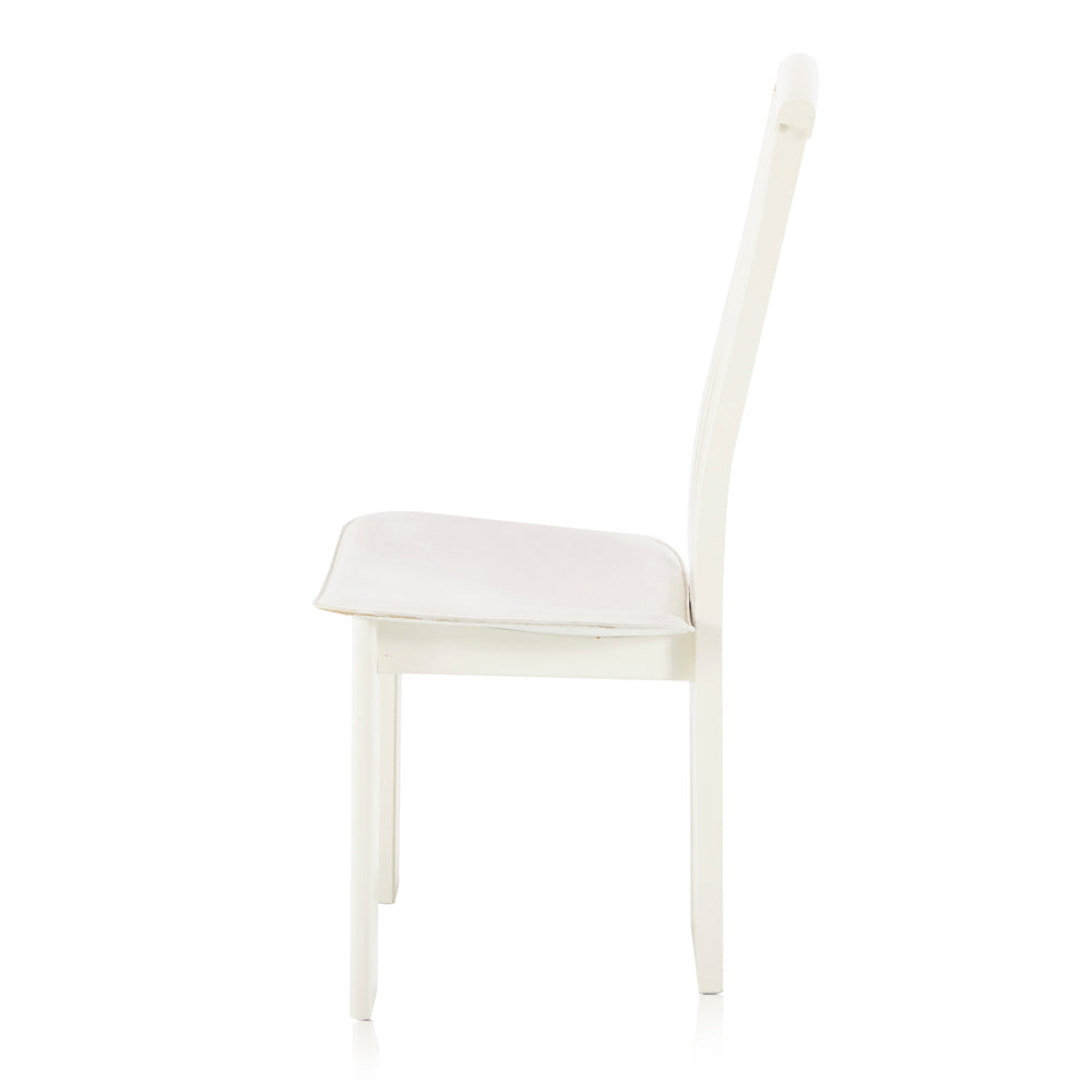 White Regency Dining Chairs
