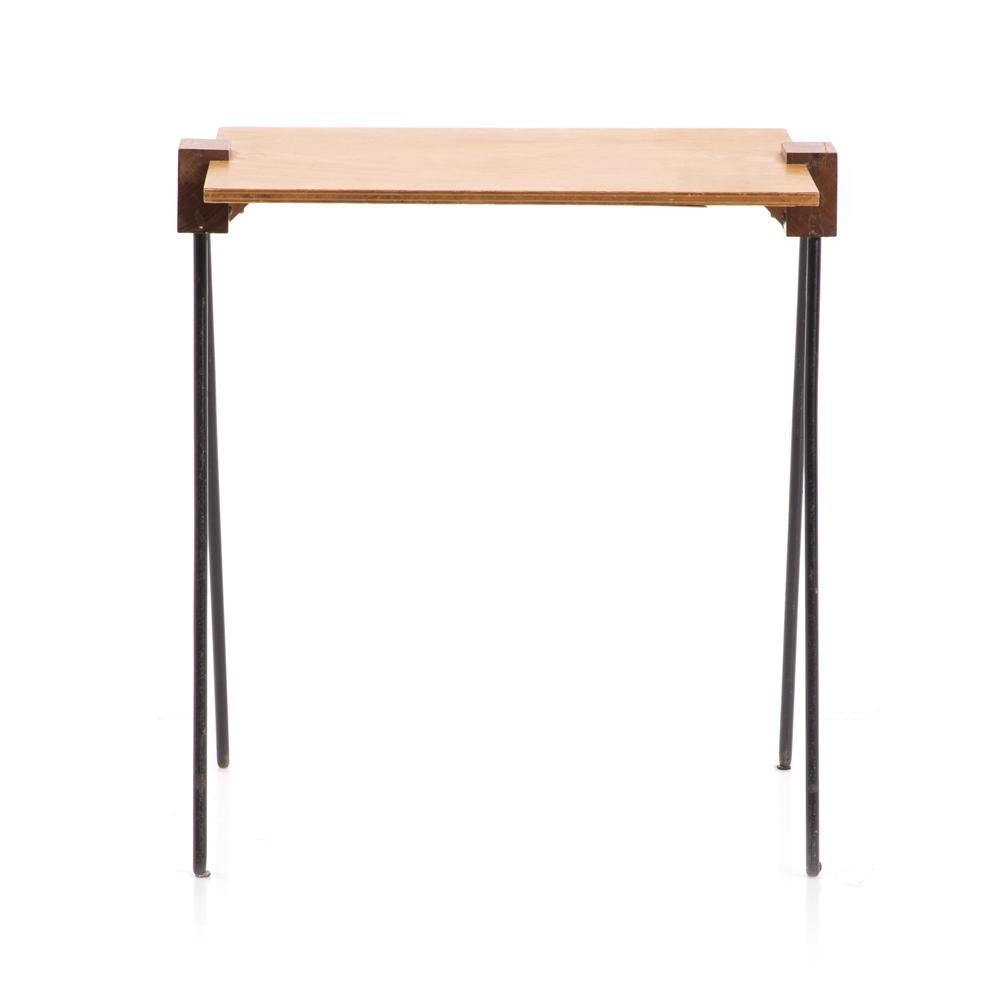 Minimalist Wood Sidetable