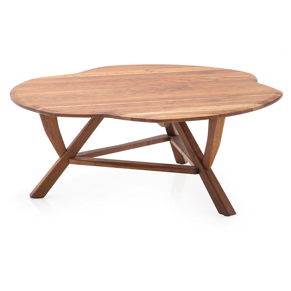 Clover Wood Coffee Table