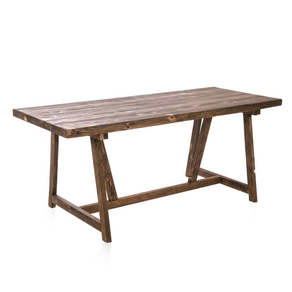 Rustic Farmhouse Table - Small