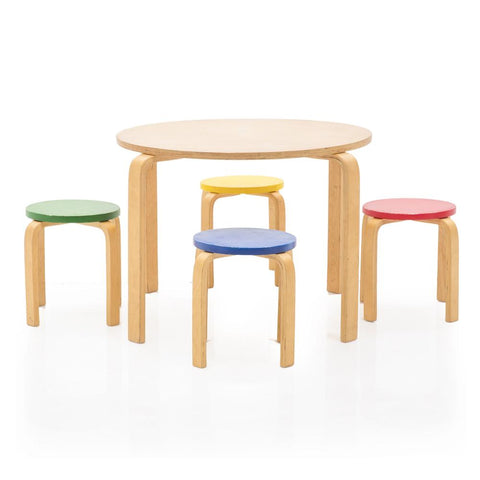 Wood Children's Table