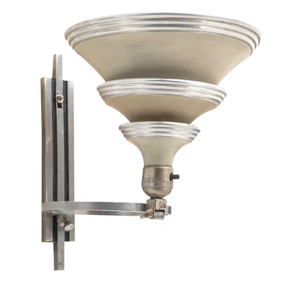 Aluminum Cone Wall Sconce