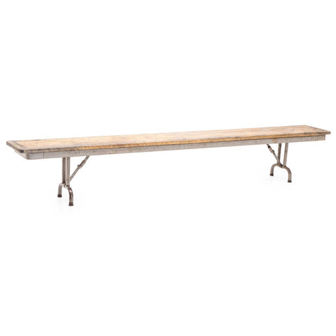 Folding Sidelines Bench