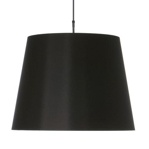 Hanging Pendant Lamp - Black
