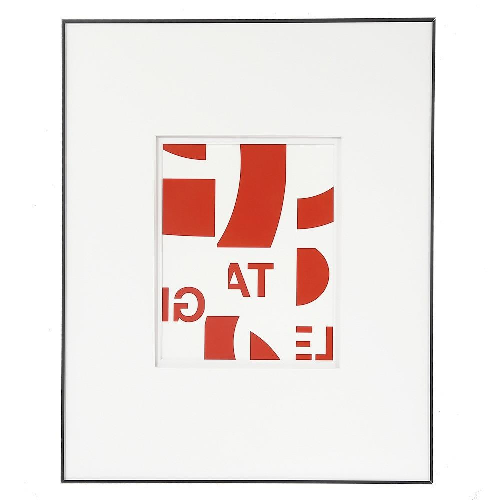 "100-856 Graphic RED (16"" x 20"")"