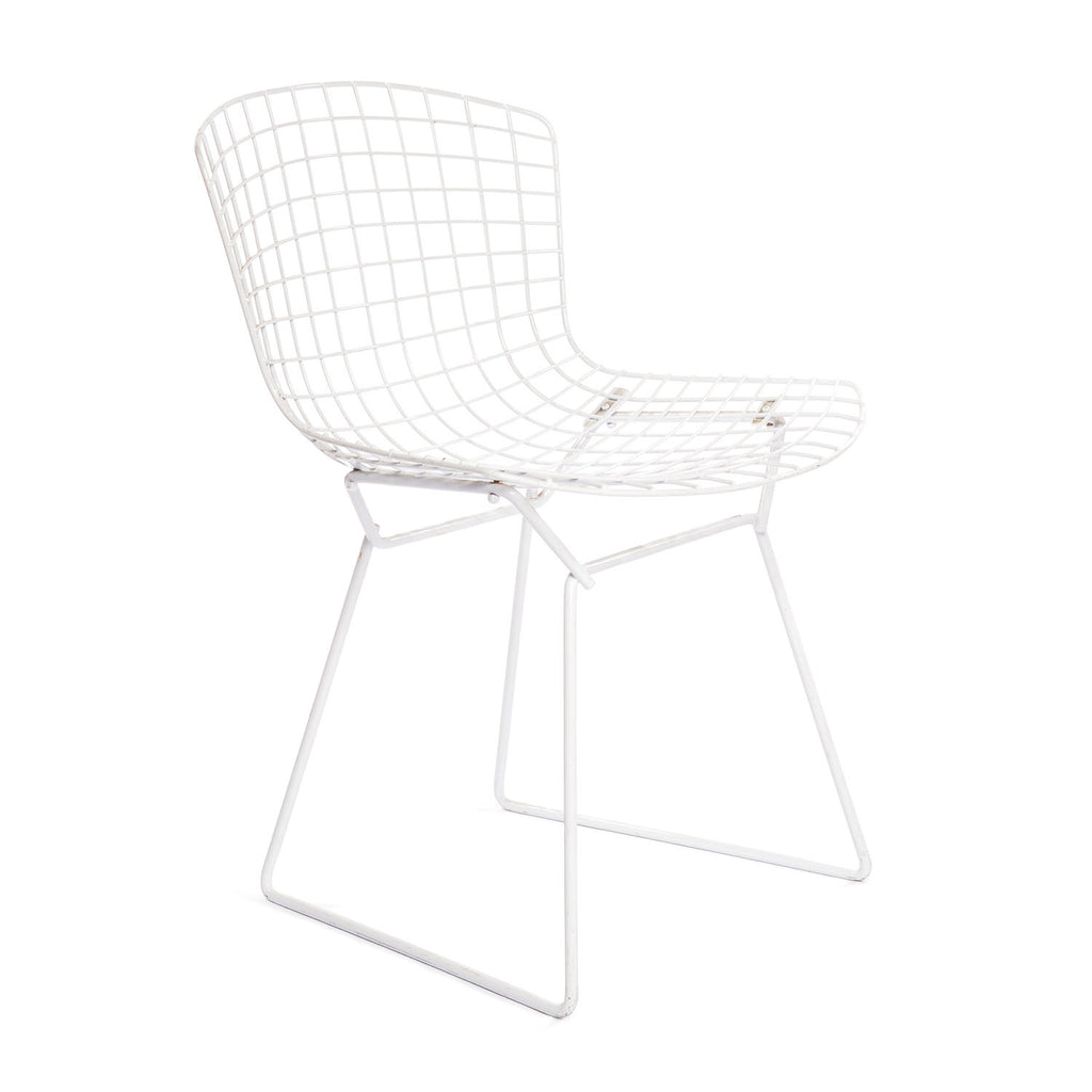 Bertoia Wire Chair - White