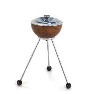 Little Grill Tripod Ashtray