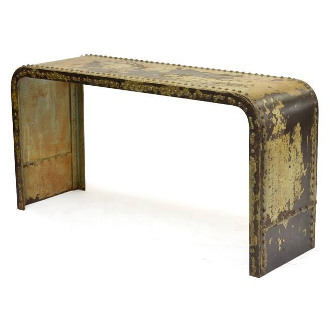 Distressed Console
