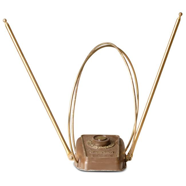 Bronze and Brass Antenna