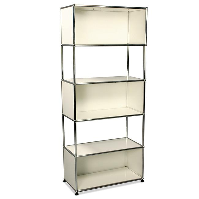 Haller 510 Shelf Unit - White