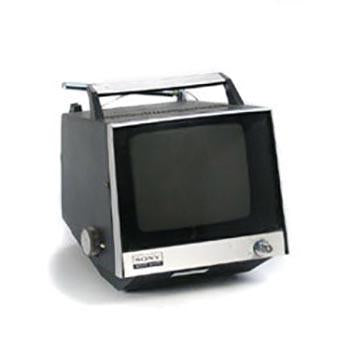 Sony Portable Transistor Television