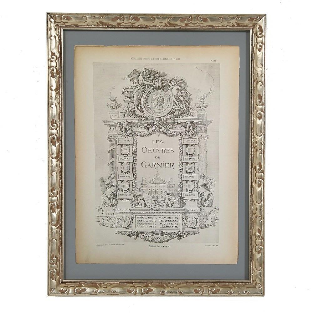 "100-860 Architectural Plate A (13.5"" x 17.5"")"