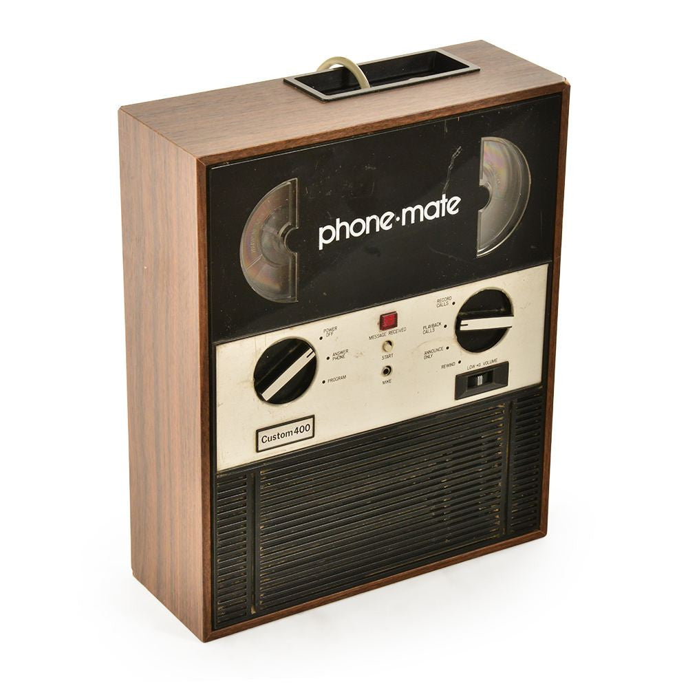 Phone Mate Answering Machine