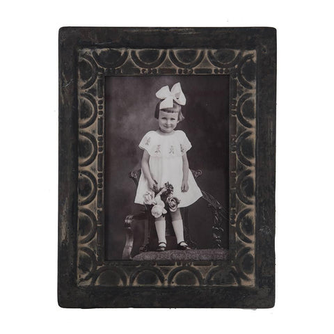 "BFA  100-901 Tin Vintage Girl (7.5"" x 9.5"")"