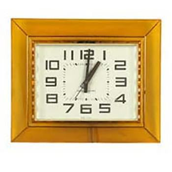 GE Yellow Clock