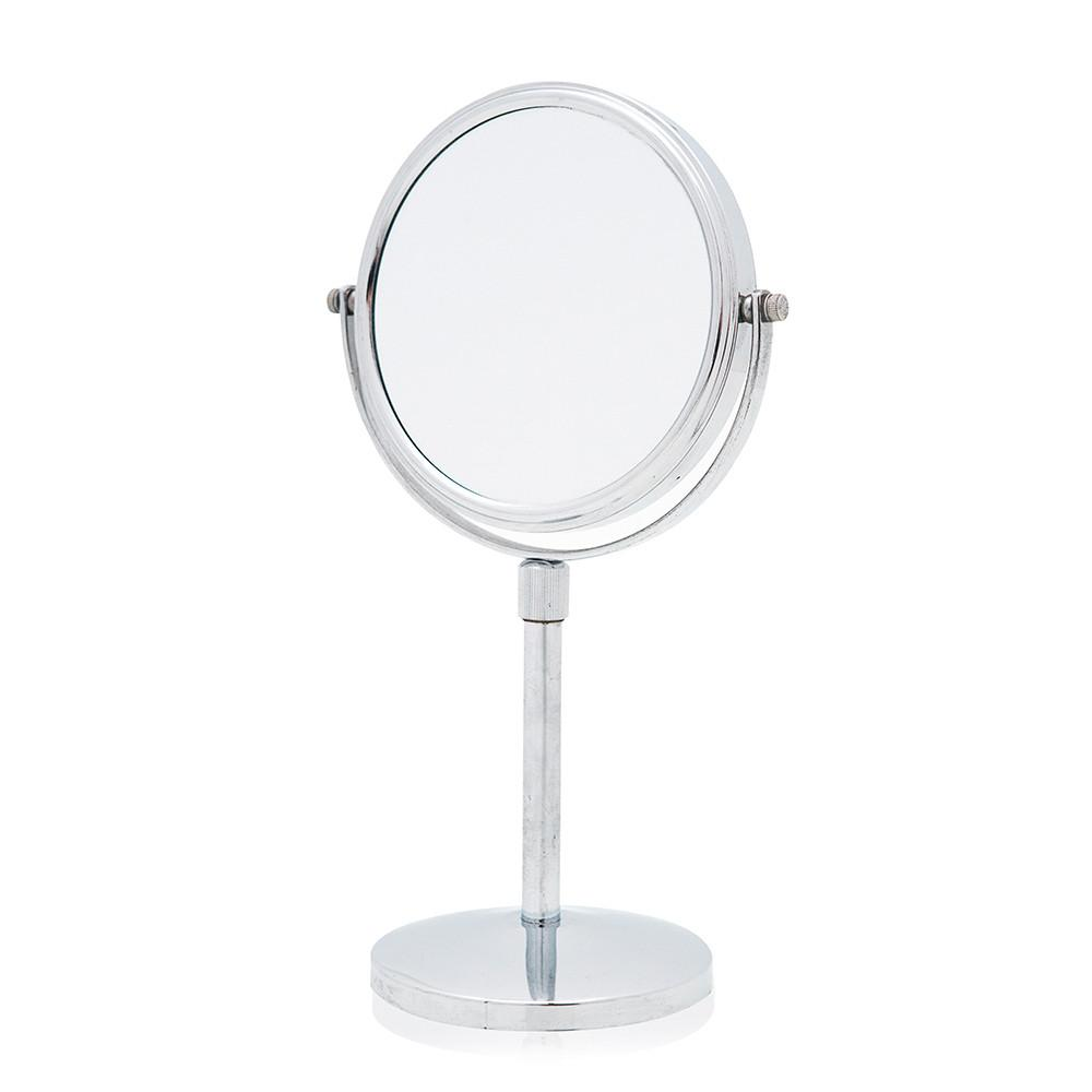 Small Standing Make Up Mirror