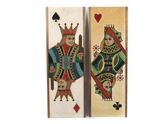King and Queen Tapestry