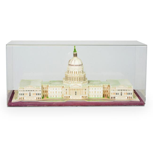 Model of Capitol Building
