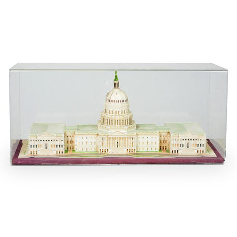 Capitol Building Architecture Model