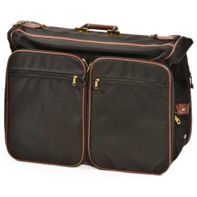 Canvas Luggage - Black