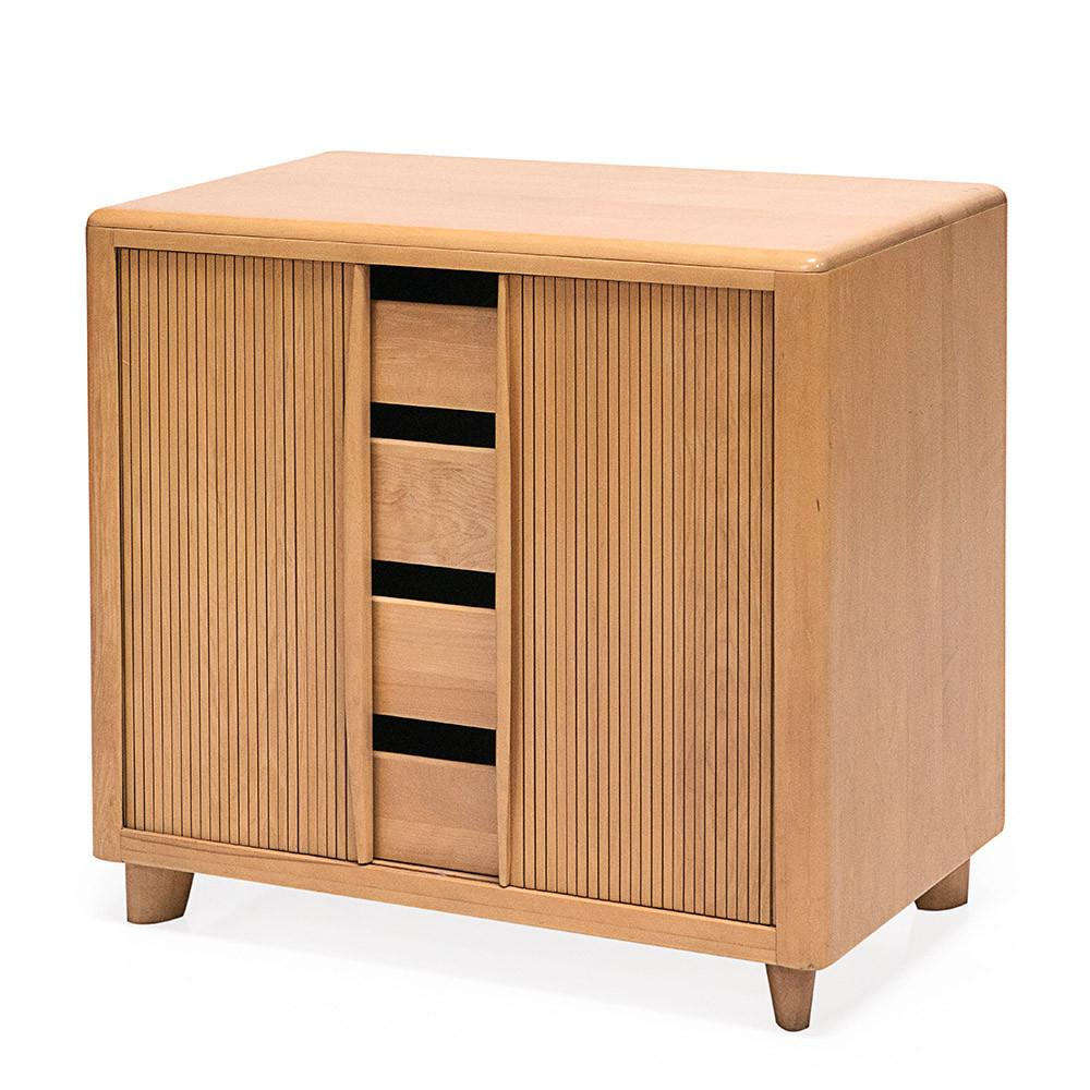 Cambered Cabinet