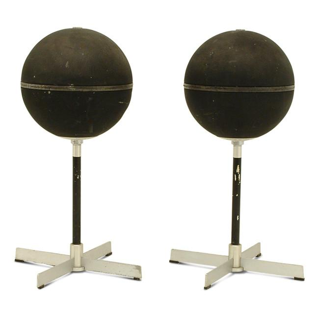 Ball Speakers - Black