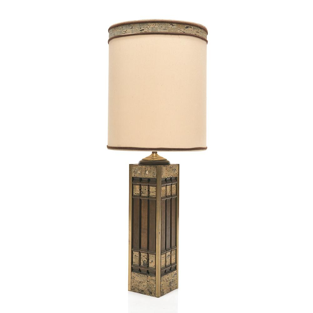 Craftsman Style Table Lamp Modernica Props
