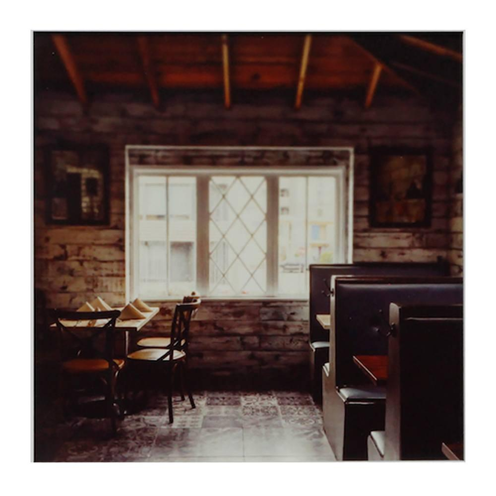 "100-710 Bowery Dining Room (14"" x 14"")"