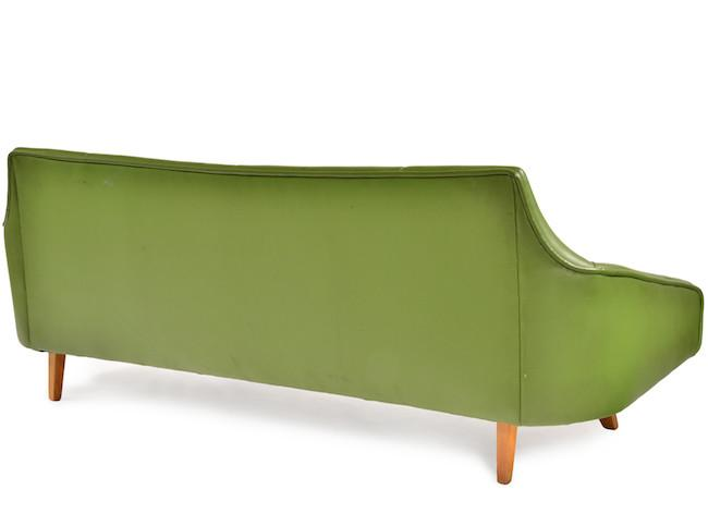 Green Diamond Sofa