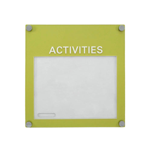 Activity Board - Chroma