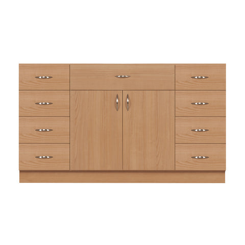 Base Cabinet - 1 Door, 1 Drawer - Traditional