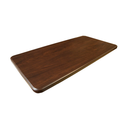 Overbed Table Top - No-Spill Edge - Traditional