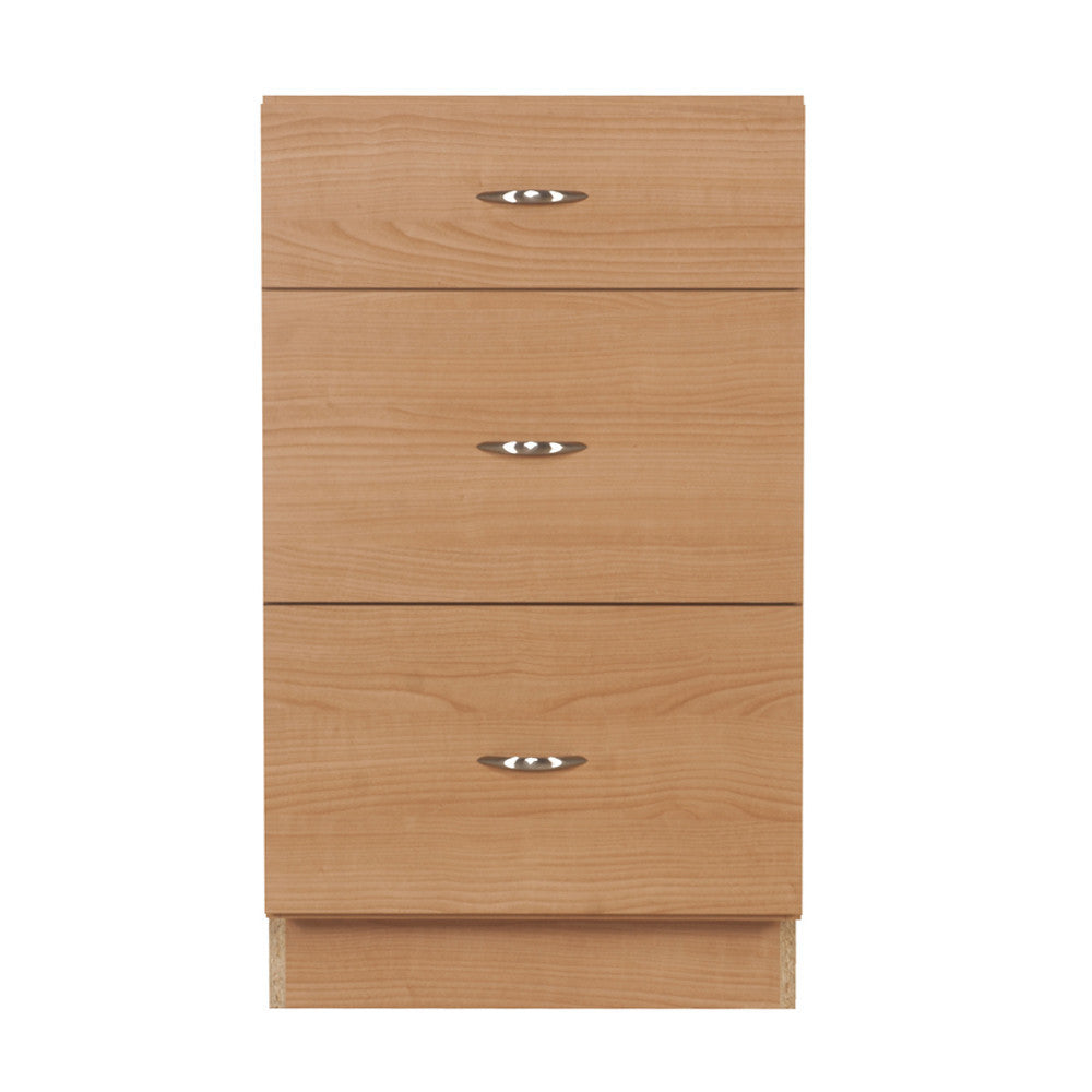 Base Cabinet - 3 Drawer - Contemporary