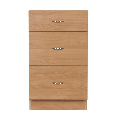 Nightstand - Two Door, One Drawer - Contemporary