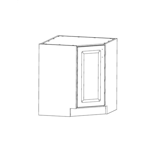 Base Cabinet - Corner - Traditional