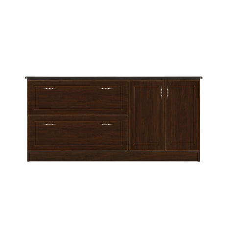 Base Cabinet - 3 Drawer - Traditional