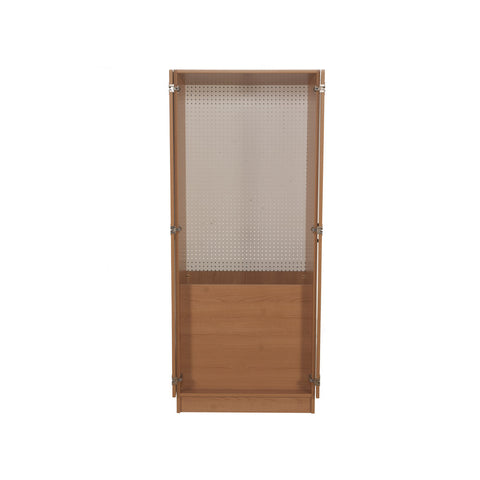Linen Cabinet - Five Shelf - Traditional