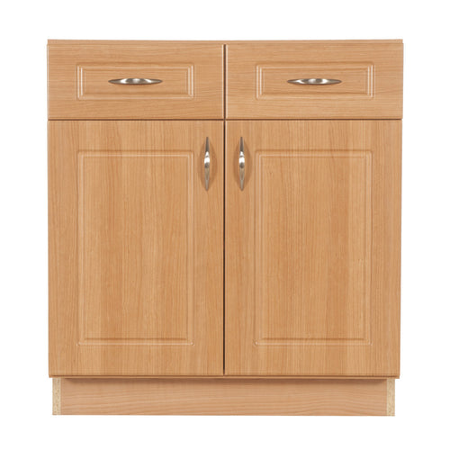 Base Cabinet - 2 Door, 2 Drawer - Traditional
