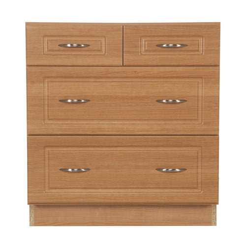 Base Cabinet - 4 Drawer - Traditional
