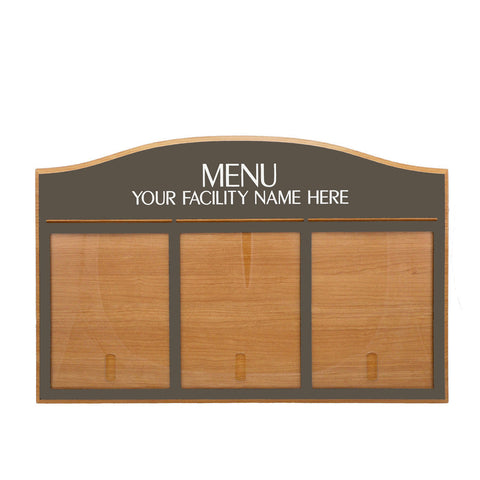 Menu Board - Chroma