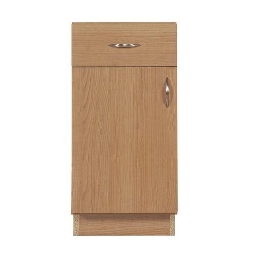 Base Cabinet - 1 Door, 1 Drawer - Contemporary