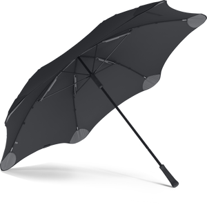Black XL Blunt Umbrella View From Under