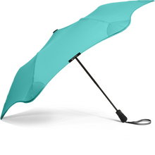Load image into Gallery viewer, Mint Metro Blunt Umbrella Side View