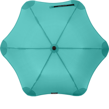 Load image into Gallery viewer, Mint Metro Blunt Umbrella Top View