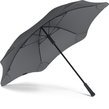 Load image into Gallery viewer, Charcoal Classic Blunt Umbrella View From Under