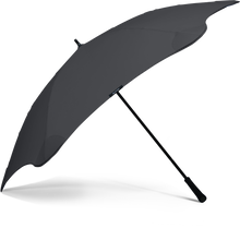 Load image into Gallery viewer, Black XL Blunt Umbrella Side View
