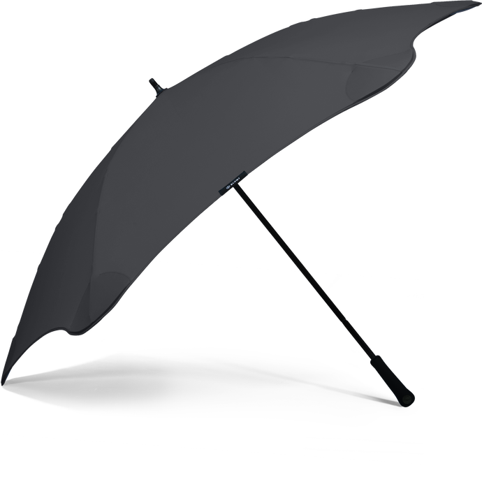Black XL Blunt Umbrella Side View