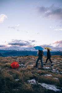 lifestyle | heading: Resist the throw-away! | content: Built to last umbrella that will never fail you in the next storm.