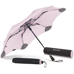 Blush Metro Blunt Umbrella Hero