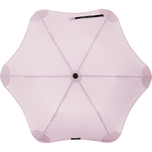 Blush Metro Blunt Umbrella Top View
